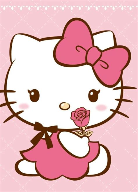 wallpaper hello kitty warna pink 17 best images about hello kitty wallpaper on pinterest
