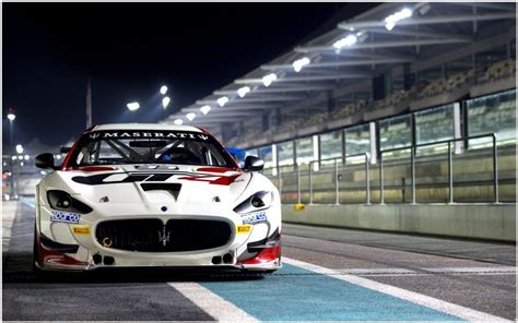 Maserati Car Wallpaper Hd by Maserati Gt Racing Car Wallpaper Maserati Gt Racing Car