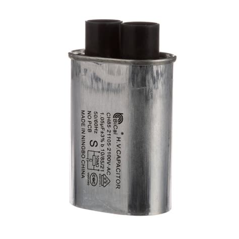 amana microwave capacitor amana commercial microwaves 54127015 capacitor
