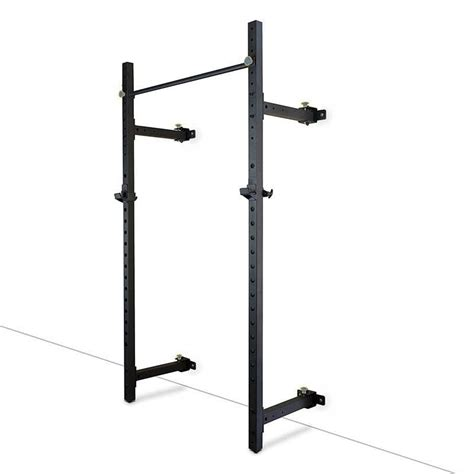 Wall Mounted Power Rack by China Wall Mount Foldable Squat Power Rack With