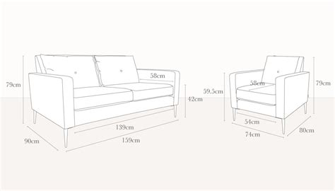 furniture dimensions length width height 3 seater sofa dimensions thesofa