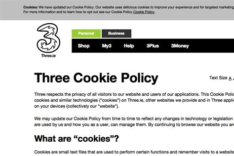 cookie policy template 2018 cookies policy template generator