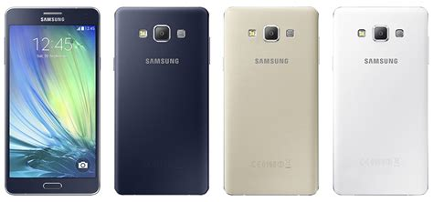 Samsung A8 Emerald Series samsung to expand a series with 5 9mm thick galaxy a8 report