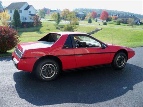 car maintenance manuals 1984 pontiac fiero auto manual service manual car owners manuals for sale 1984 pontiac fiero electronic toll collection