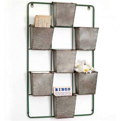 wall pocket organizer metal wall pocket organizer plantiful home