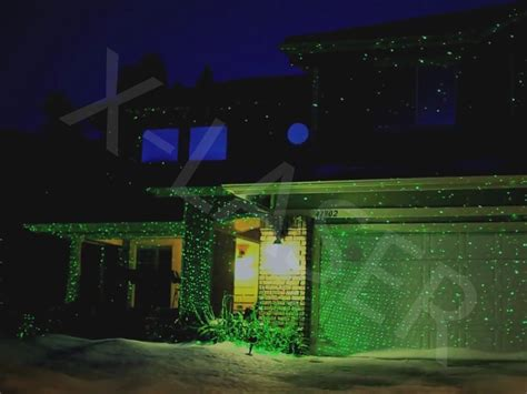 cheap outdoor christmas laser lights laser walmart