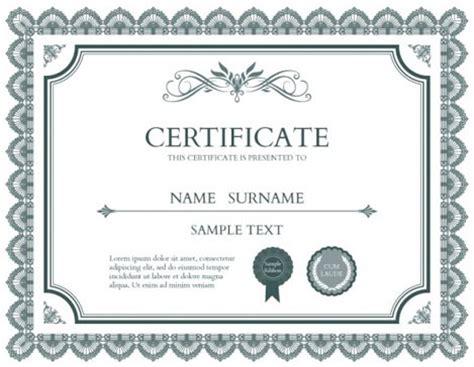diplomas de graduacion para imprimir gratis certificados y t 237 tulos recopilaci 243 n de plantillas