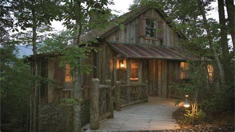Rustic Mountain Cabin Cottage Plans | rustic mountain cabin house plans rustic mountain cabins