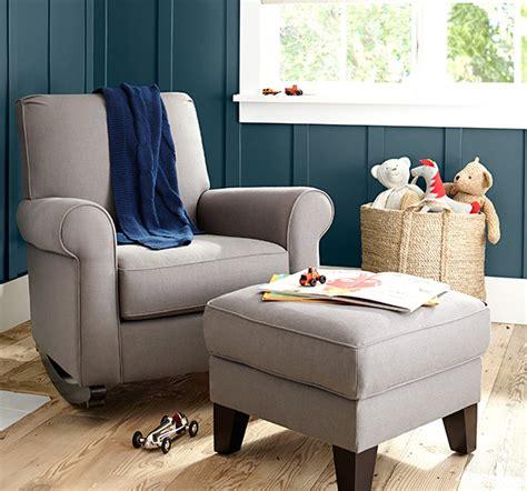 tips for choosing the nursery chair pottery barn