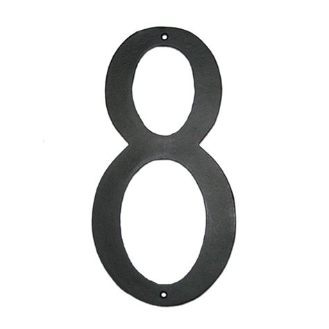 montague metal products 12 in standard house number 8