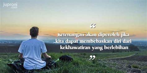 kata kata mutiara tentang ketenangan hati  pikiran