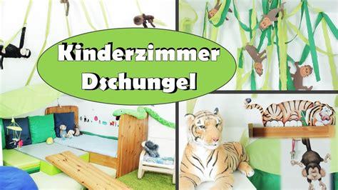 Kinderzimmer Gestalten Dschungel by Kinderzimmer Quot Dschungel Quot Roomtour Babyzimmer