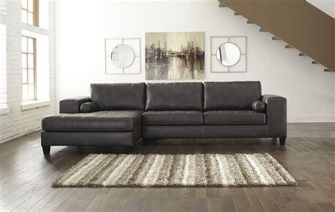 ashley brown sectional couch ashley leather sofa ashley furniture leather sofa set