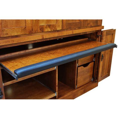 55 quot amish computer armoire desks barn furniture