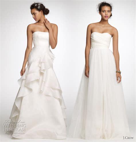 Jcrew Wedding Dresses by J Crew Wedding Dresses 2011 Wedding Inspirasi
