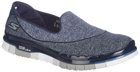 Importir Skechers Goflex Tali Sale Skechers Womens Goflex Slip On Walking Shoes Ebay
