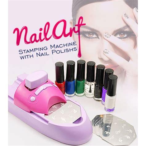 Nail Machine by Nail Printing Machine Nail Sting Amazing In