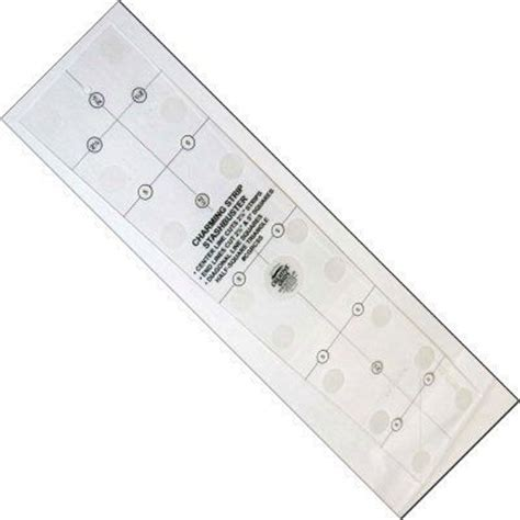 creative grids charming strips stashbuster ruler 23in x