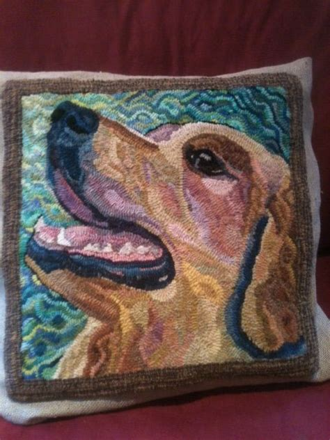 best rugs for dogs 17 best images about hooked dogs on hooked rugs wool pillows and labradors