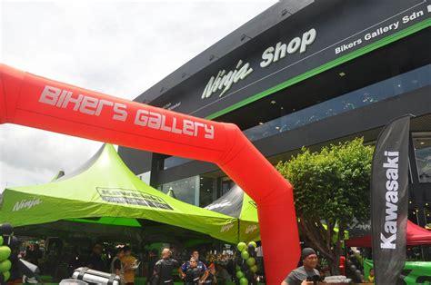Kawasaki Shop by Motomalaya Bikes Gallery Sdn Bhd Alor Setar Melancarkan