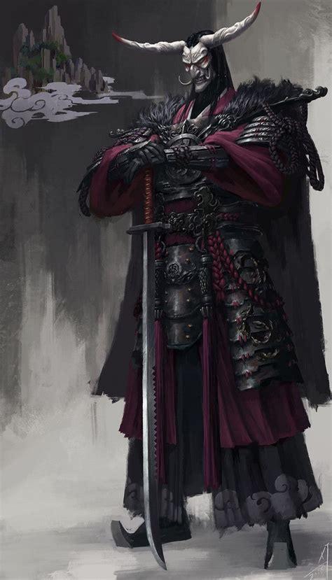 samurai demon armor 17 best images about creatures demonic devils on