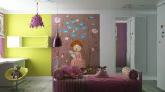 Little Girls Bedroom Paint Ideas Girls Room Paint Ideas Colorful Stripes Or A Beautiful