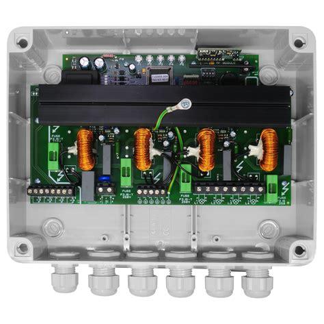 mr resistor wise box wise dim leading edge kit includes switch ilike remote 4 channel 4 x 700w mr