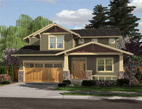 New Craftsman House Plans Awesome Design Of Craftsman Style House Homesfeed