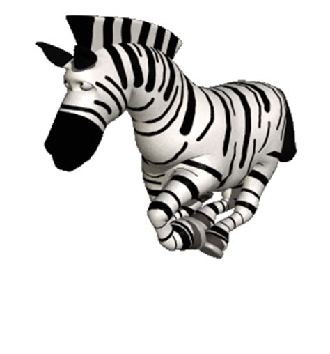 imagenes de uñas de cebra gifs animados de cebras animaciones de cebras