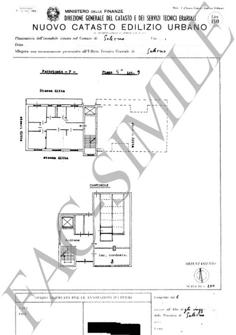 visura catastale appartamento studio rivoli planimetria catastale compila il form