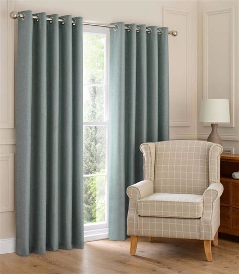 drapery clearance montana lined eyelet ring top linen look curtains