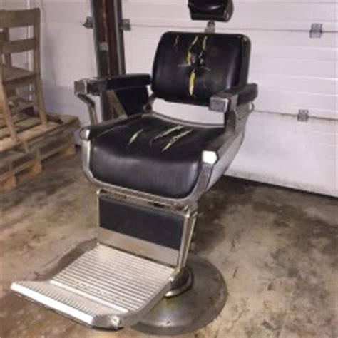Belmont Barber Chair Parts by Antique Barber Chairs Marketplace Buy And Sell Antique