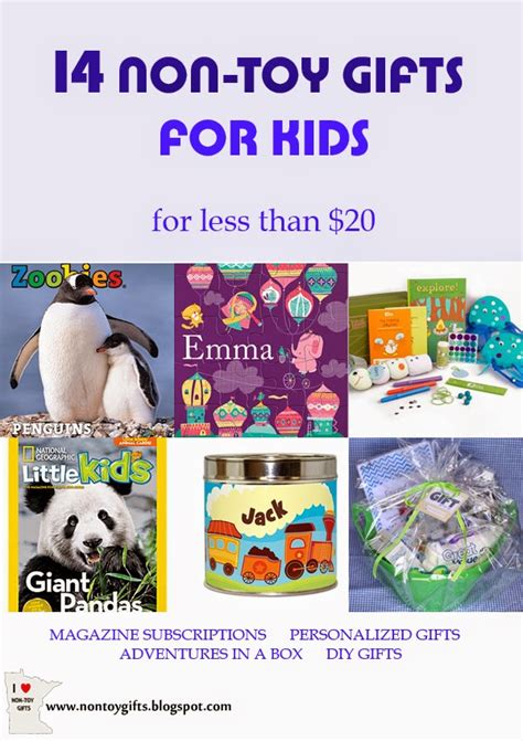 gifts for kids in their 20s 14 non gifts for for less than 20
