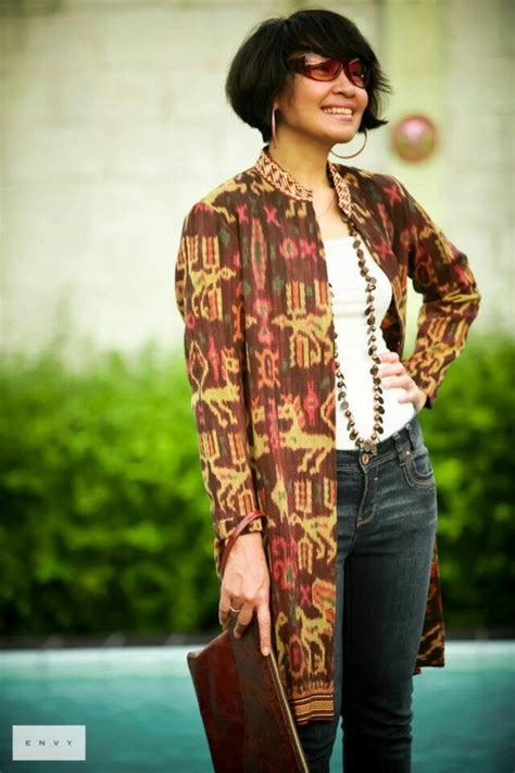 Bhatara Brown Bhatara Batik batik casual amazing batik n ikat s 246 mnad