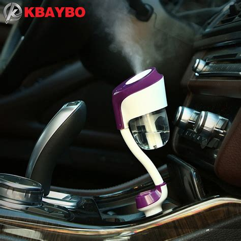 Car Diffuser 1 Butterfly 12v car aromatherapy diffuser air humidifier portable