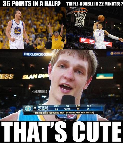 Stephen Curry Memes - rt nbamemes stephen curry russell westbrook don t have