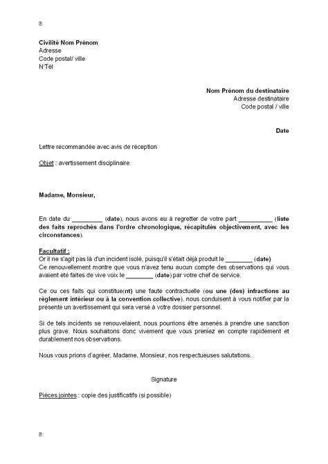 Courrier gratuit lettre administrative exemple gratuit | Psco