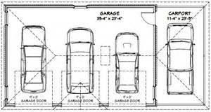 average 3 car garage size car garage carport excellent floor plans building plans