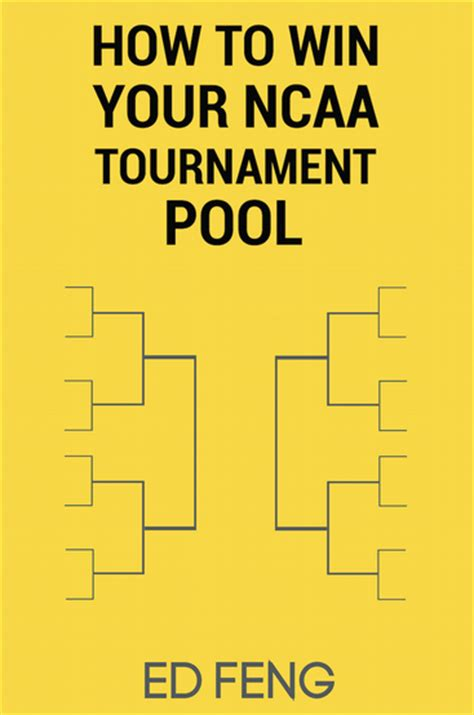 Win Your Office Football Pool How To Win Your Ncaa Tournament Pool