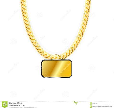 cadena oro vector colgantes de cadena del oro de whith de la joyer 237 a del oro