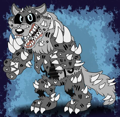 The Silver Wolf twisted silver wolf by rustywolf14 on deviantart
