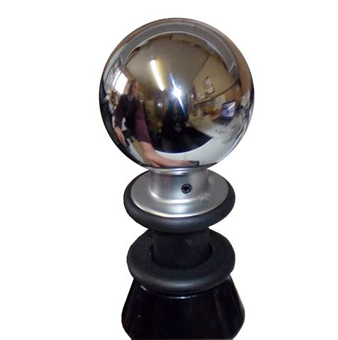 Steel Shift Knob by Polished Stainless Steel Subaru 6 Speed Shift Knob
