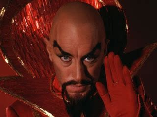 Flash Gordon Ming The Merciless Set Of 2 Bif Pow Figure the maungy badger problem page with guest agony
