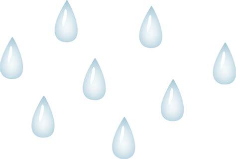 raindrop clip drop clip cliparts