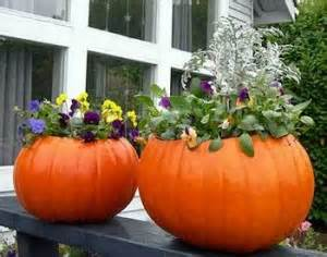 Plastic Pumpkins Create A Pumpkin Planter For Your Fall Festivities Fayette Woman