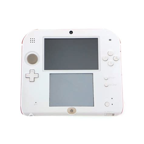 nintendo 2ds console nintendo 2ds white console pre owned the gamesmen