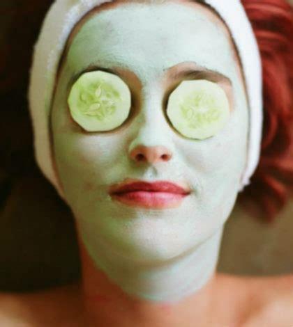 cucumber mask diy dandruff shoo as acne treatment or cleanser