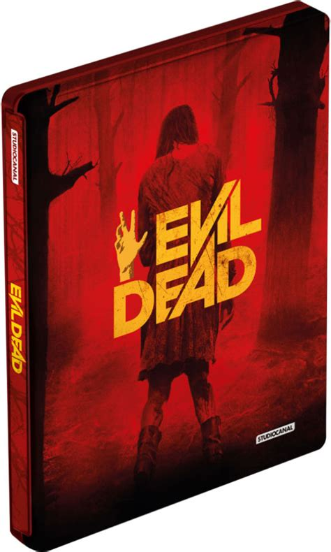 Exclusive Limited Editions At 20ltd by Evil Dead Zavvi Exclusive Limited Edition Steelbook