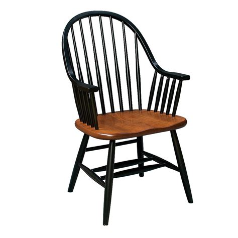 Spindle Arm Chair by 8 Spindle Arm Chair American Made Custom Furniture