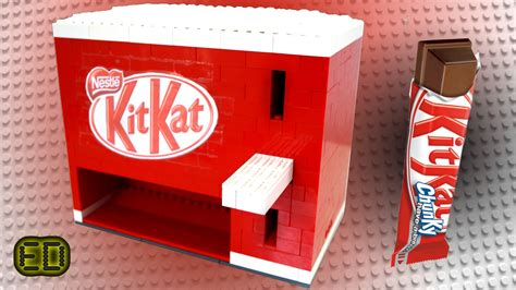 Kitkat Maxy lego kitkat chocolate bar machine doovi